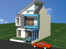 Jasa desain rumah tinggal di jl boulevard gdc kota depok