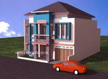 Jasa desain arsitek rumah minimalis di karawaci tangerang