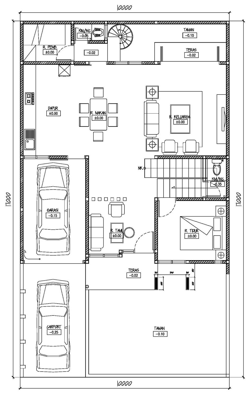 Image Result For Desain Taman Rumah