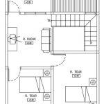 Denah Lantai 2 Rumah Tambun Bekasi