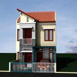 Denah Rumah Minimalis Bekasi