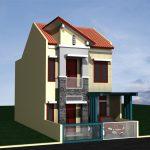 Desain Rumah Minimalis Tambun Bekasi