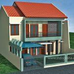 Gambar Rumah 2 Lantai Jatimekar Pondok Gede