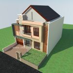 model rumah minimalis terbaru 2018 di bsd city