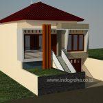 Desain Basement Rumah Minimalis The Address Cibubur