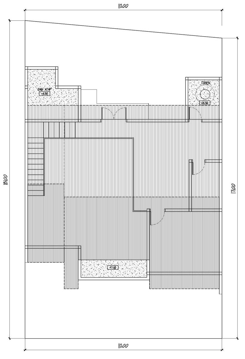 Desain renovasi rumah minimalis 2 lantai di tebet jakarta