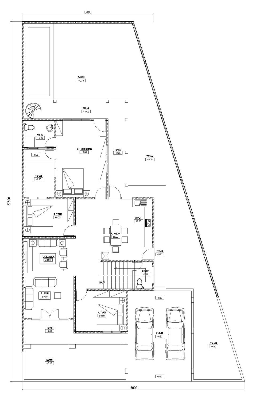 Image Result For Desain Rumah Minimalis Modern Lantai Kamar