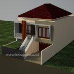 Model Rumah Minimalis modern The Address Cibubur