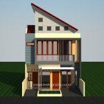Gambar Rumah Minimalis modern di Grand Depok City