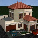 Gambar Rumah Minimalis di permata depok citayam