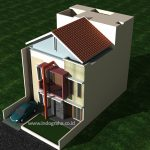 gambari rumah minimalis modern di citragran