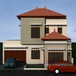 Model Rumah Minimalis di permata depok citayam
