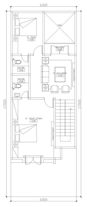 Image Result For Desain Rumah Tingkat Bagian Belakang