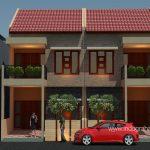 Arsitek rumah minimalis tingkat 2 di jatiwaringin bekasi