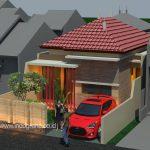 Desain rumah minimalis di kota deltamas cikarang bekasi