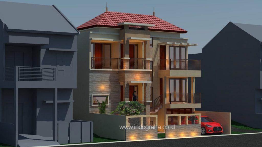 Model rumah minimalis 2018 di cibubur jakarta timur
