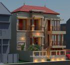 Model rumah minimalis modern di cibubur jakarta timur