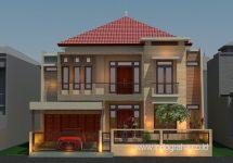 Desain jasa arsitek rumah minimalis terbaru duren sawit jakarta