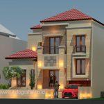 Desain modern minimalis rumah citragran cibubur terbaru 2018