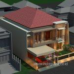 Desain rumah idaman model minimalis terbaru di klender jakarta