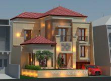 Gambar renovasi rumah minimalis tingkat di citragran cibubur