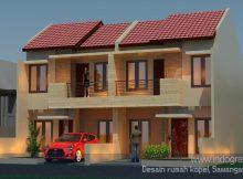 Gambar rumah minimalis terbaru desain rumah di cimanggis depok