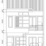 Tampak depan rumah modern minimalis terbaru