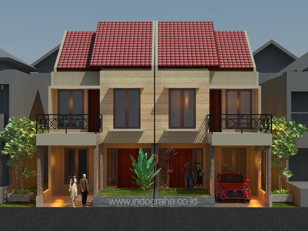 60 Desain Rumah Perumahan Terbaik