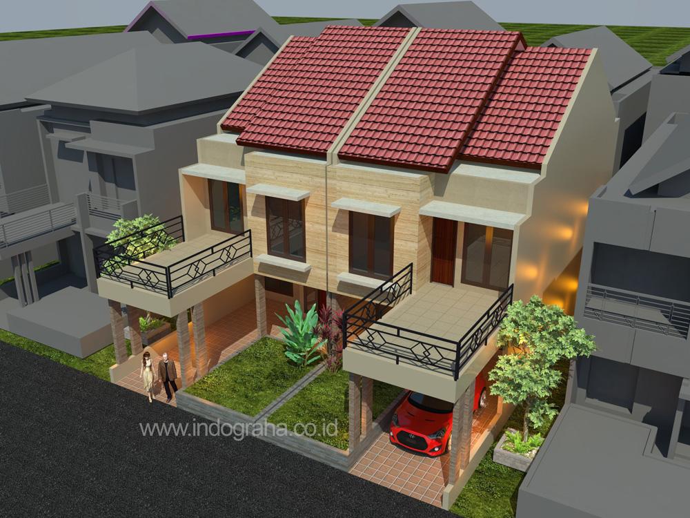 Renovasi rumah minimalis terbaru di perumahan permata depok citayam