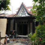 Renovasi rumah tinggal 1 lantai menjadi tingkat 2 di taman kenari nusantara cibubur