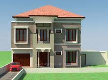 Model rumah minimalis di jagakarsa jakarta selatan