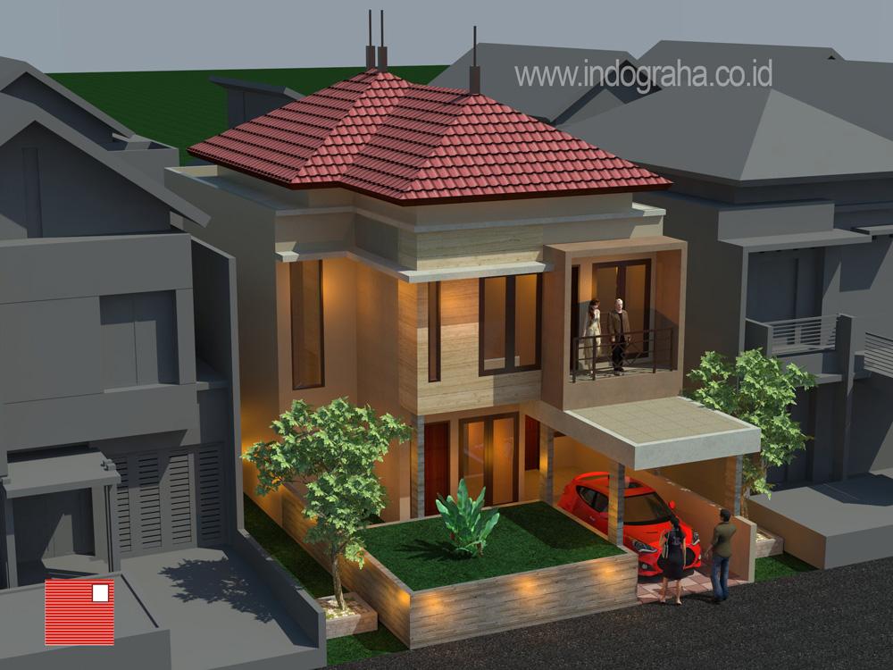 Renovasi rumah tinggal terbaru 2019 di perumahan legenda wisata cibubur