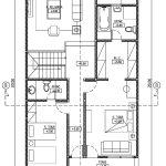 Gambar rumah minimalis di kavling ukuran 8x20 di cimanggis depok